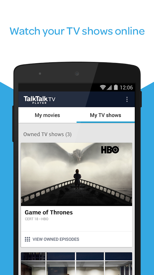 Talk Talk – Watch movies and Tv